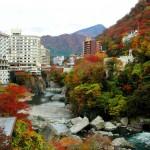 鬼怒川温泉でレトルト離乳食初挑戦