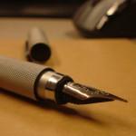 【万年筆の選び方②】自分に合った1本をどうやって見つけるか。